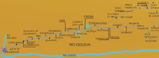 El r o villatuelda un pueblo en el valle del esgueva for Gimnasio rio esgueva